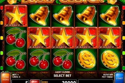 lucky clover casino technology pacanele