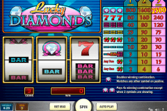 lucky diamonds playn go pacanele