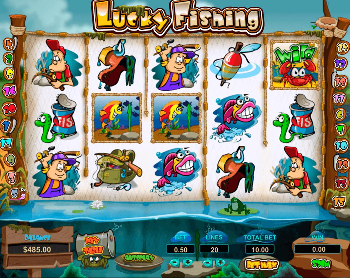 lucky fishing pragmatic pacanele