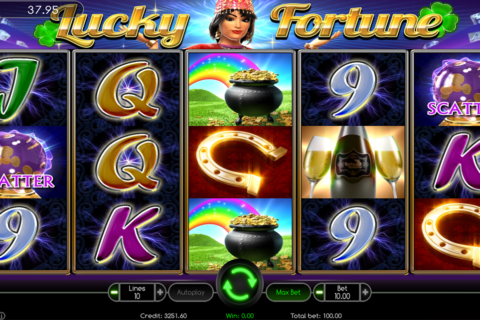 lucky fortune wazdan pacanele