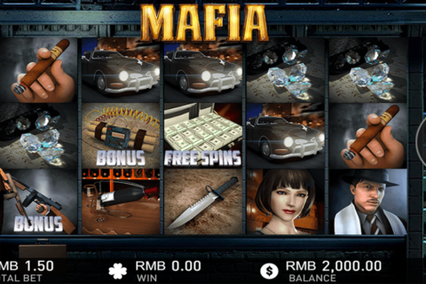 mafia gameplay interactive pacanele