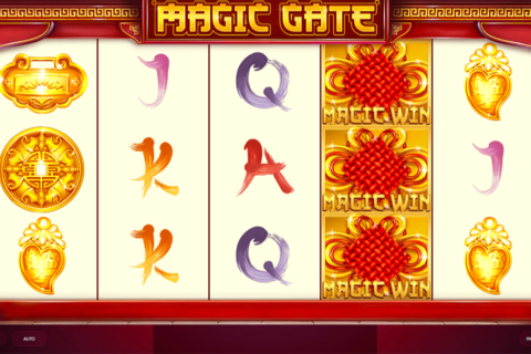 magic gate red tiger pacanele