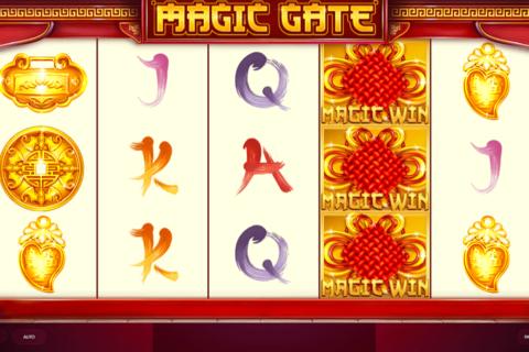 magic gate red tiger pacanele