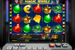 magic jewels novomatic pacanele