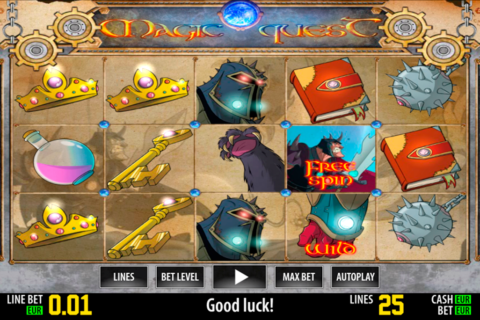 magic quest hd world match pacanele