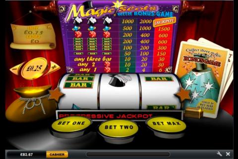 magic slots playtech pacanele