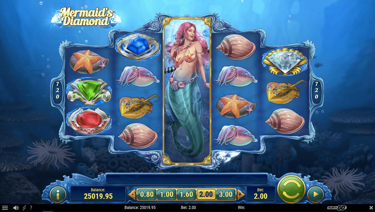 mermaids diamond playn go pacanele