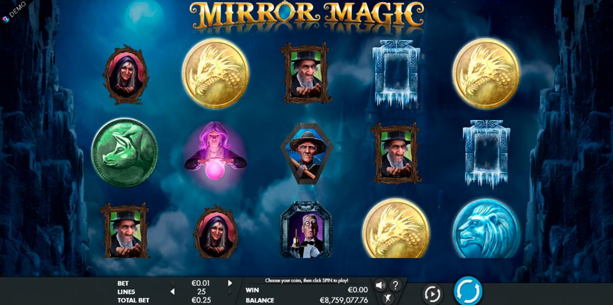 mirror magic genesis pacanele