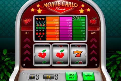 monte carlo classic pariplay pacanele