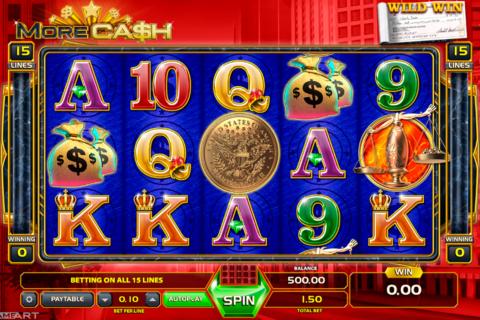 more cash gameart pacanele