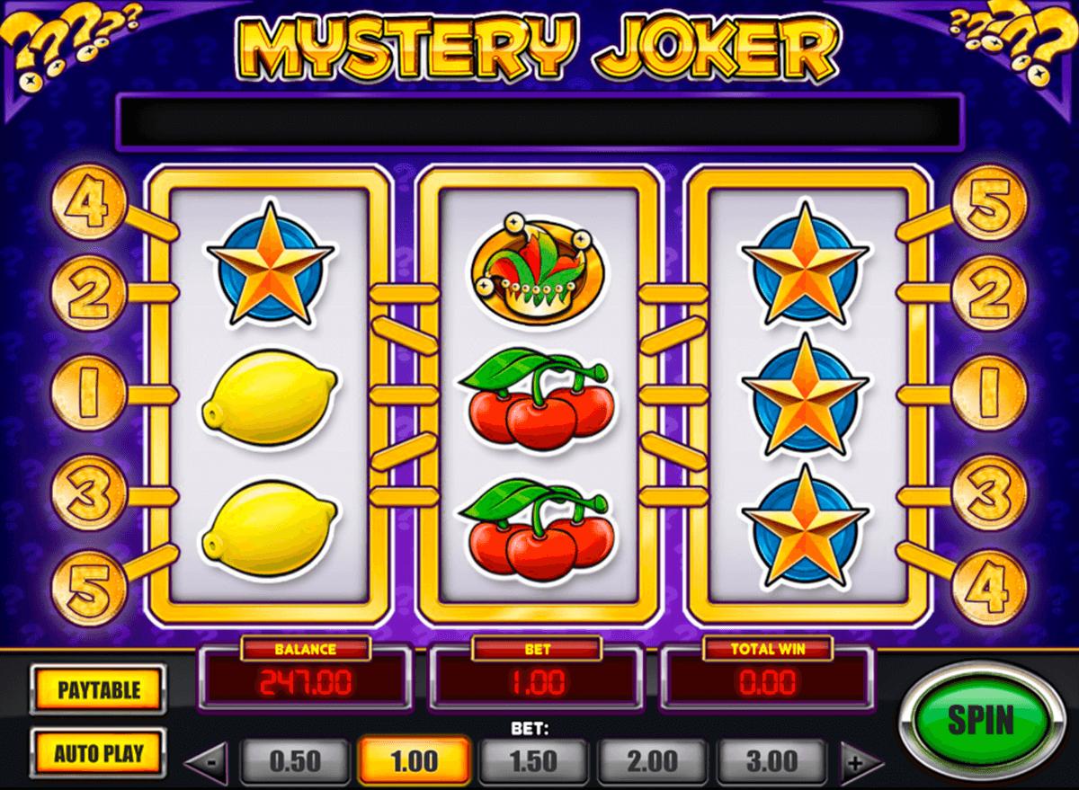 mystery joker playn go pacanele
