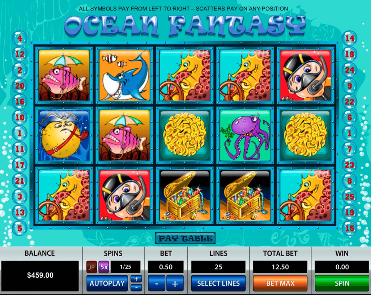 ocean fantasy pragmatic pacanele
