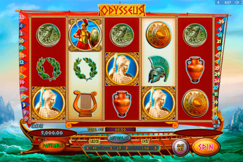 odysseus playson pacanele