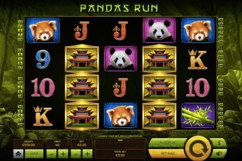 pandas run tom horn pacanele