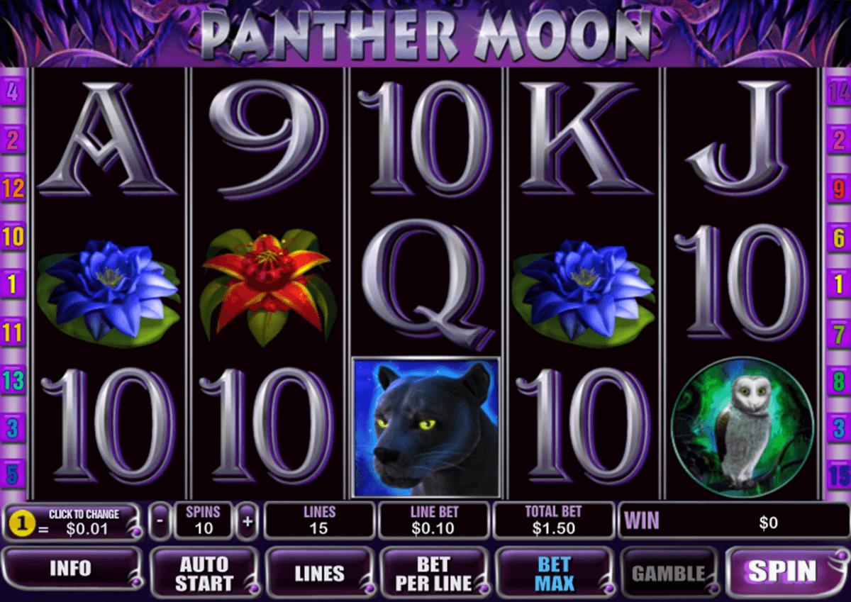 panther moon playtech pacanele