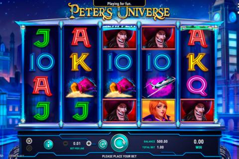 peters universe gameart pacanele