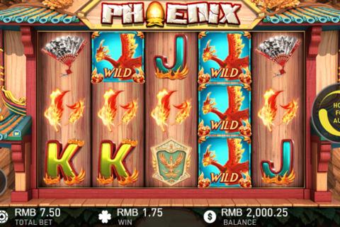 phoeni gameplay interactive pacanele