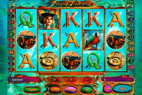 pirates treasures playson pacanele