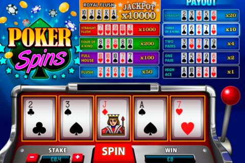 poker spins pariplay pacanele