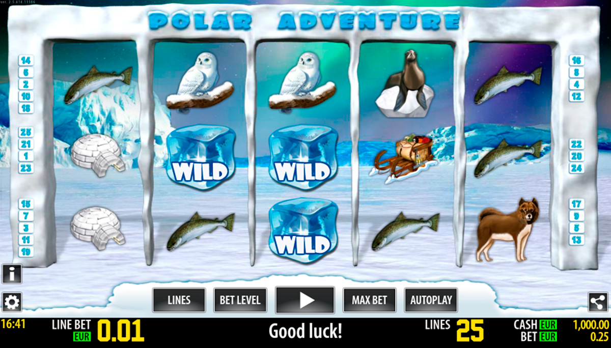 polar adventure hd world match pacanele