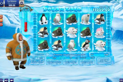 polar tale gamesos pacanele