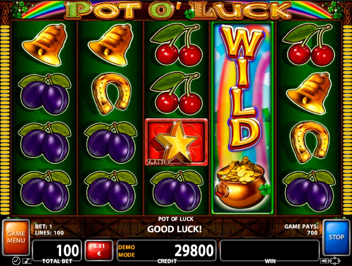 pot o luck casino technology pacanele