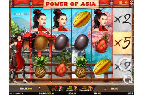 power of asia fugaso pacanele