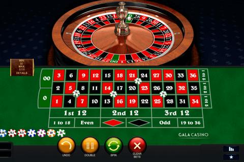 premium american roulette playtech ruleta