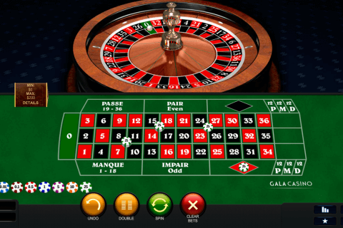 premium french roulette playtech ruleta