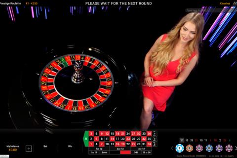 prestige live roulette playtech ruleta