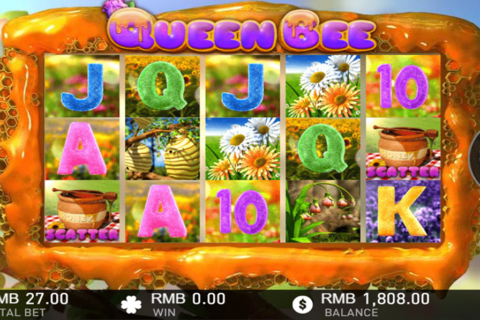 queen bee gameplay interactive pacanele