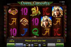 queen cleopatra novomatic pacanele