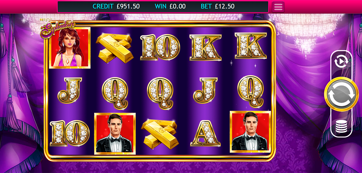 Spiele Rebets Splendour - Video Slots Online