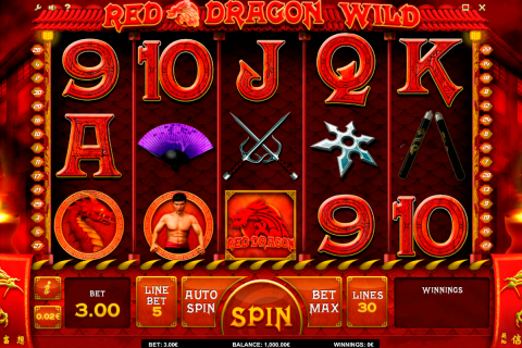 red dragon wild isoftbet pacanele