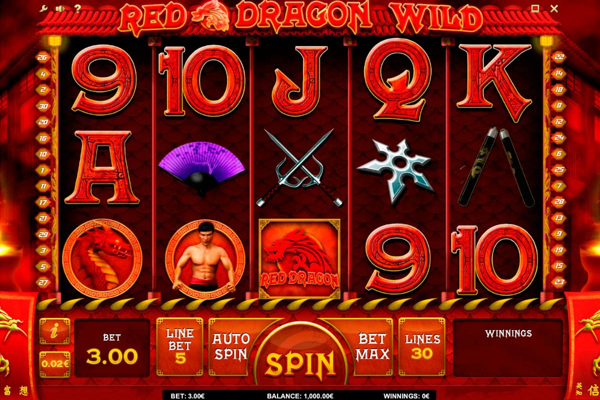 red dragon wild isoftbet pacanele
