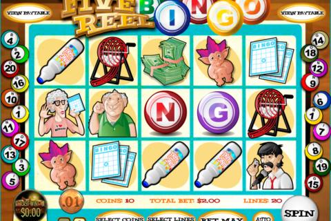 reely bingo leander pacanele