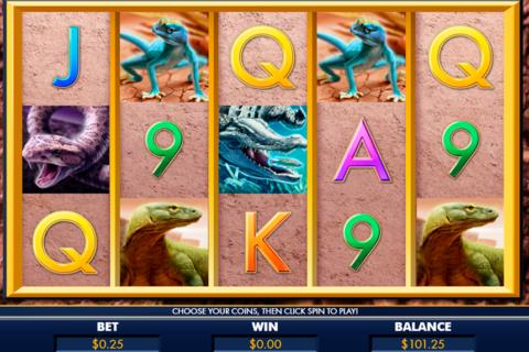 reptile riches genesis pacanele