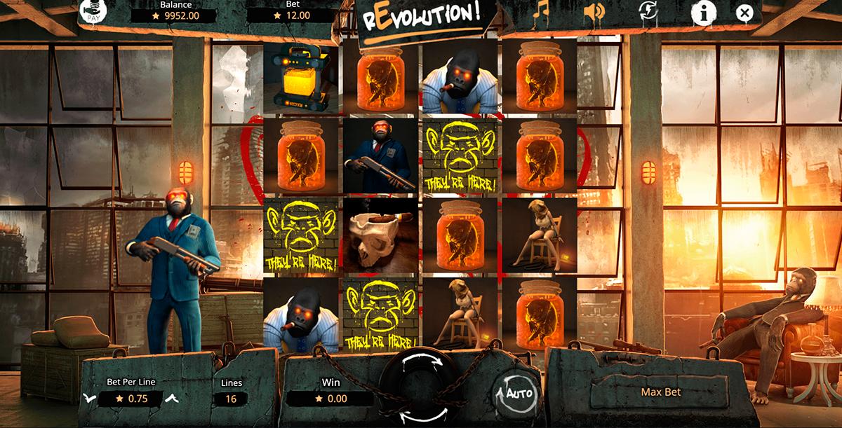revolution booming games pacanele
