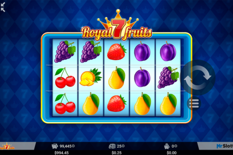 royal  fruits mrslotty pacanele