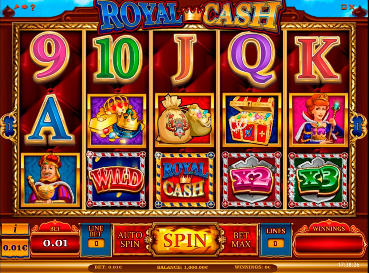 royal cash isoftbet pacanele