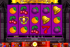 royal spins igt pacanele