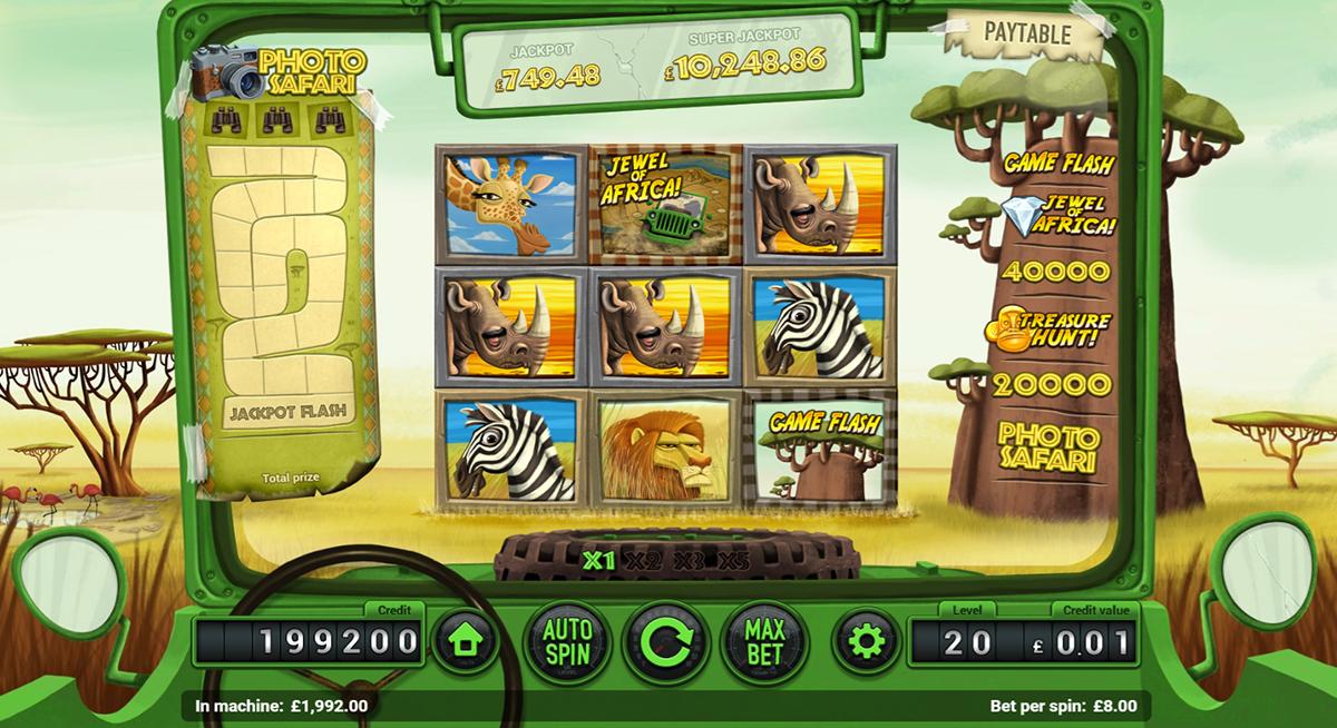 safari magnet gaming pacanele