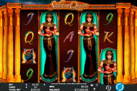sahara queen genesis pacanele