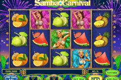 samba carnival playn go pacanele