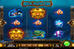 sea hunter playn go pacanele