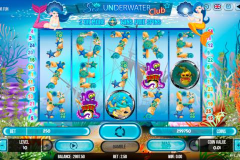 sea underwater club fugaso pacanele