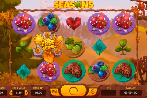 seasons yggdrasil pacanele