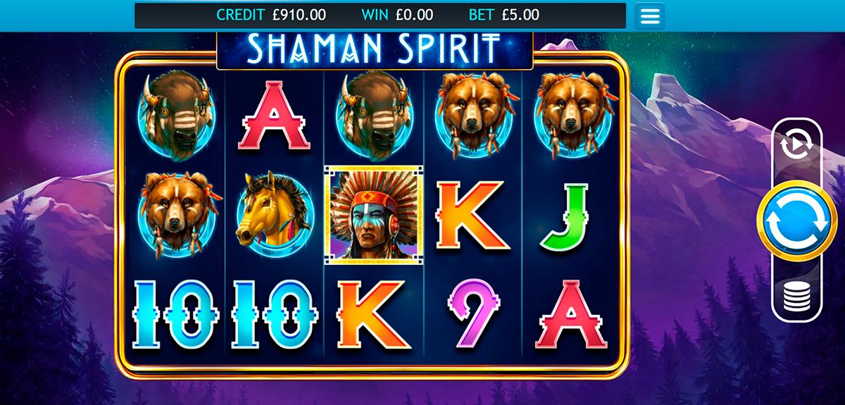 shaman spirit eyecon pacanele