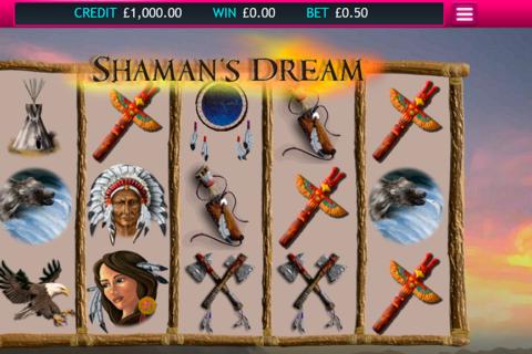 shamans dream eyecon pacanele