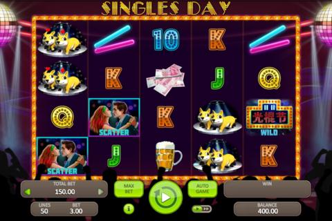 singles day booongo pacanele